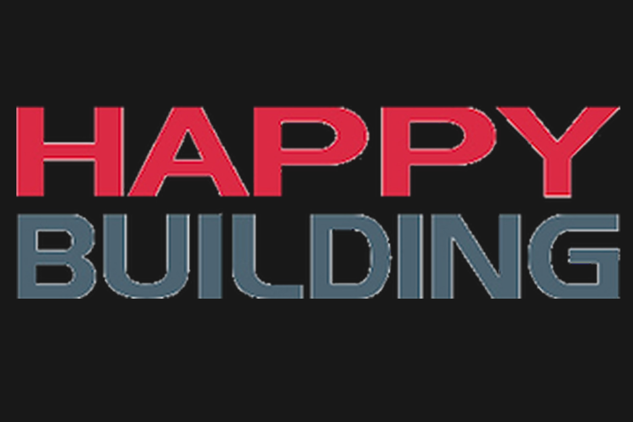 Happy Building